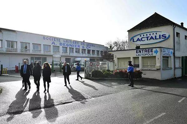 法国乳业巨头拉克塔利斯集团去年12月陷入问题奶粉丑闻