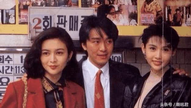 你们知道为什么王祖贤从来没和星爷合作过吗-独爱网
