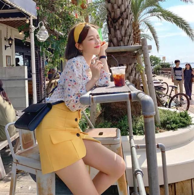 女生,越到夏天越好色! 女生 夏天 连衣裙 时尚 第32张