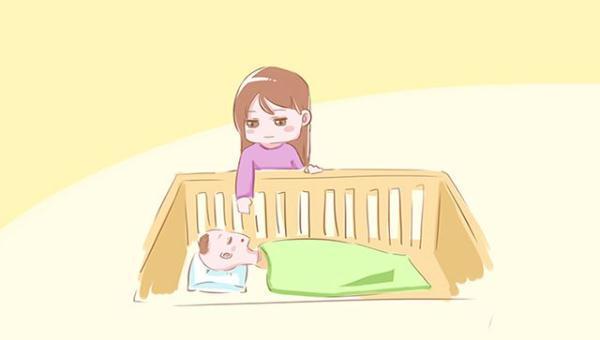 影响宝宝睡眠的4个原因,家长可得知道,以免影响他的发育
