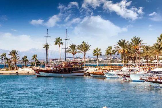 安塔利亚:浪漫的地中海小城,每一个转角都美得有风情!