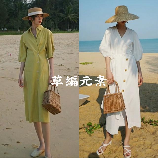 夏日出游穿什么?这些度假风满格的时髦穿搭一定要塞进行李箱