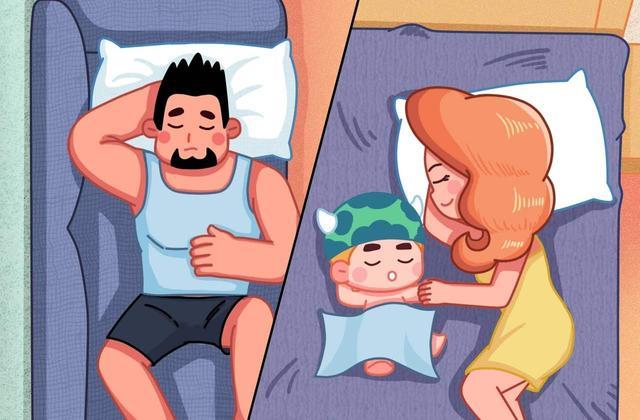 宝宝这样睡觉要注意!很有可能造成猝死,家长可要长点心了