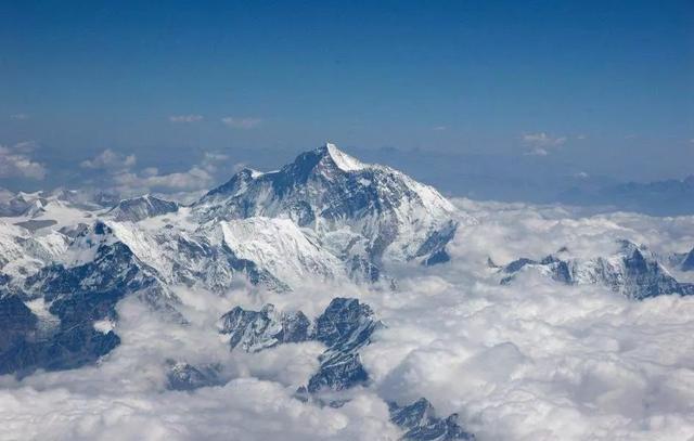 去珠峰的路上,多少人心之向往的地方