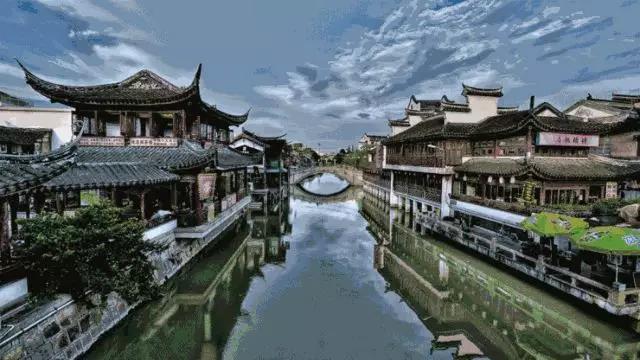 这份手绘地图带你游闵行,按图索骥想去哪就去哪