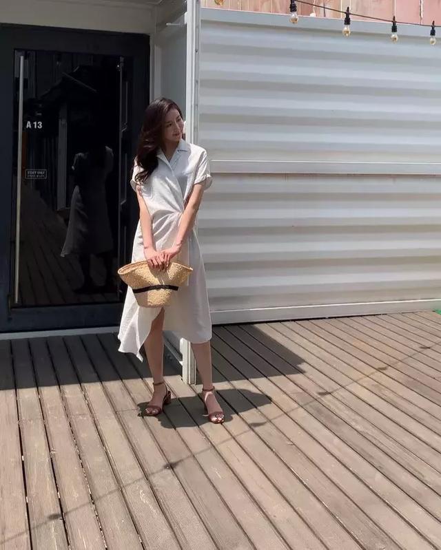 """今夏更流行穿""""仙女裙"""""""