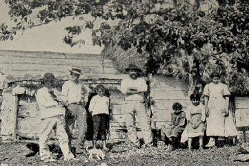 1901年,外国旅行家在中国和古巴旅行时拍摄的照片