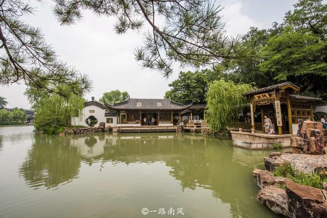 世界那么大:南京更像安徽省会,扬州更像苏北省会,这里的风景让人迷恋