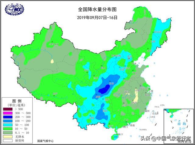 #趣说科学#好消息确定!华西秋雨正在减弱中,陕西四川的阳光即将上线